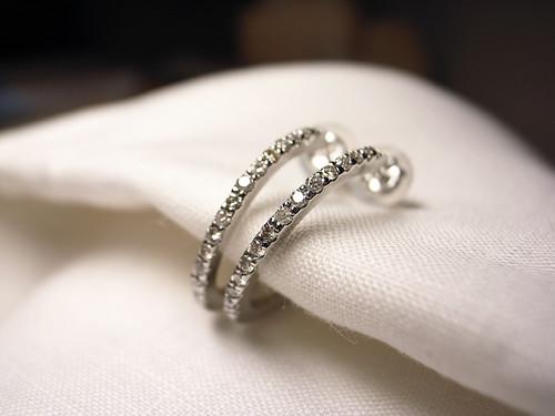 ダイヤモンド(指輪) │ 物 │ 無料写真素材