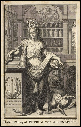 Pharmacopoea Harlemensis c.1750