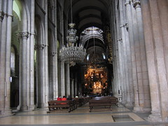 "Santiago Cathedral • <a style=""font-size:0.8em;"" href=""http://www.flickr.com/photos/48277923@N00/2625535305/"" target=""_blank"">View on Flickr</a>"
