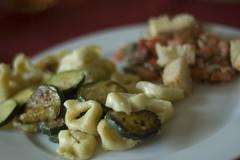 Zucchini Tortellini
