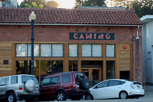 Camino Restaurant on Grand Ave