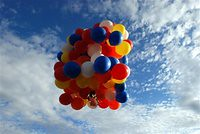 Lawn Chair Balloonist
