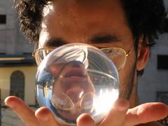 O (arthurse) Tags: sol ball acrylic bola malabares acrilico contato vaka