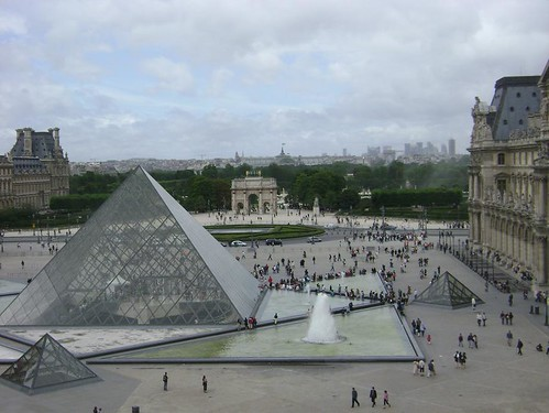 O Louvre do Louvre