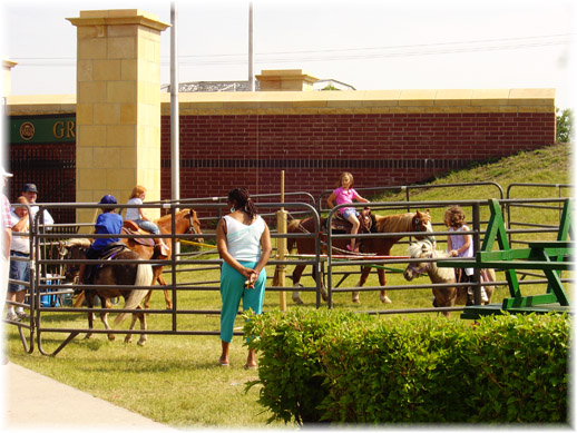 Farmer's Market Grand Forks - Pony Rides