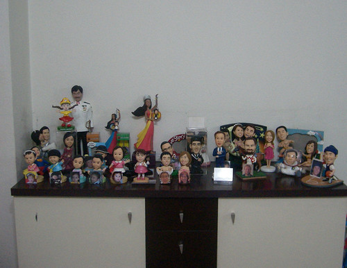 Unusually Showroom On Our Fixed & Bobblehead Figurineplay