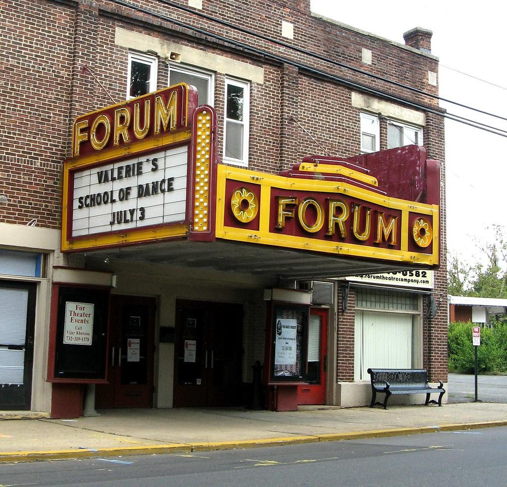 Forum Theater in Metuchen, NJ