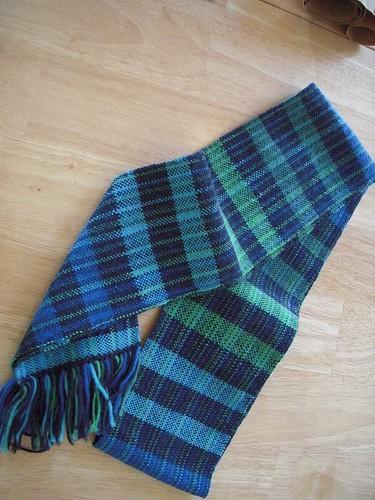 Sock Scarf