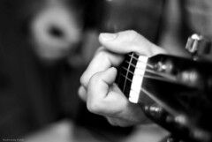 Playing Hands (raisinsawdust - (aka: withaneyephotography)) Tags: fab bw playing al hands nikon friend dof guitar tennessee larry pickin myguitar july08 gchord d80 greatsongwriter greatplayer nikond80 platinumphoto anawesomeshot diamondclassphotographer flickrdiamond willbefamousoneday