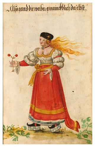 02-Vestimentas de España y Portugal año 1600- 14r