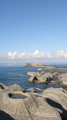 59.石梯坪的礁石