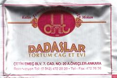 dadaşlar - ön