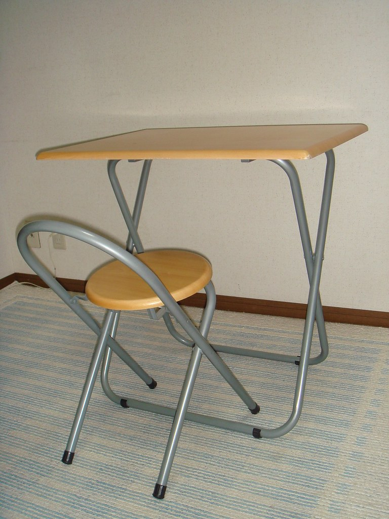 Table-chair set