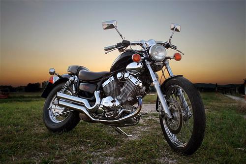 Yamaha Virago  XV 535 DX HDR