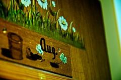 Calendar (ialexialexi) Tags: things harsh calendars greentint modifications