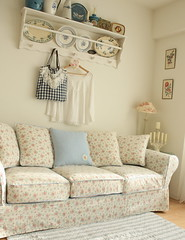 handmade couch cover (cottonblue) Tags: house art home japan corner vintage japanese design living cozy bedroom apartment display furniture handmade interior cottage decoration style livingroom couch sofa coastal fabric romantic bazzar interiordesign slipcover smallspace shabbychic homefurnishing homedecoration homedesign thrfit fleamarketstyle vintagedecoration cottonblue homedressing bazzarstyle lifecountryshabbyinterior