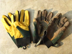 Yard gloves