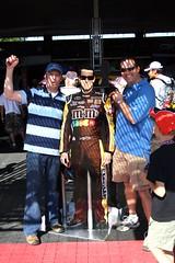 Jon and Dan love their NASCAR