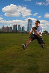 jump shot :)
