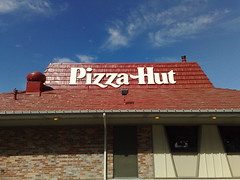 Calorie Information – Now at a Pizza Hut Near You