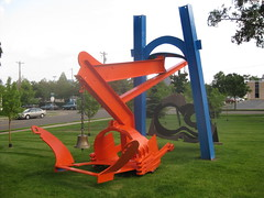 Gorky's Pillow by Mark Di Suvero