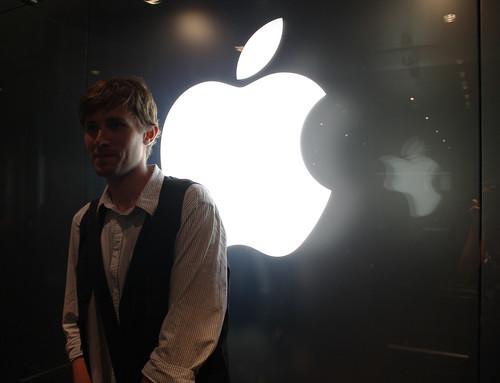 Bienvenu à Apple store...
