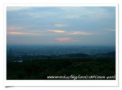 IMG_9043 (carol山雲與藍天) Tags: 高鐵 員林 景觀餐廳 20080831月光山舍