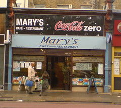 Picture of Mary's Cafe, SE5 0EZ