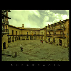 Un Retrato de Aragón (m@®©ãǿ►ðȅtǭǹȁðǿr◄©) Tags: españa teruel aragón canoneos500n albarracín canon28÷80mmf3556 m®©ãǿ►ðȅtǭǹȁðǿr◄© marcovianna