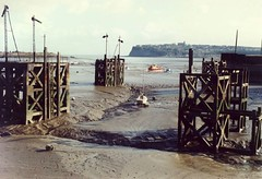 Cardiff Bay, 1990
