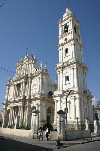 Iglesia La Viña, Salta.