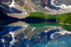 386 343a (paulie~ (away for a month or so)) Tags: morainelake canadianrockies banffnp caravantour