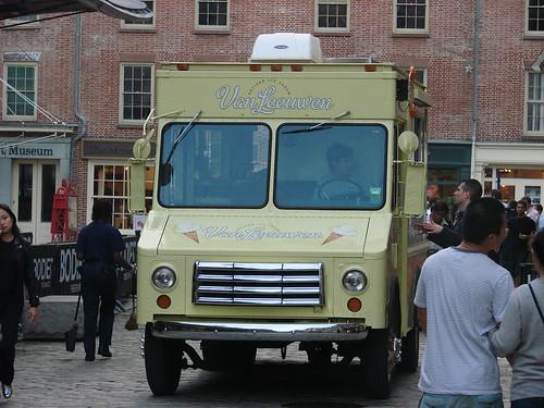 Van Leeuwen Truck