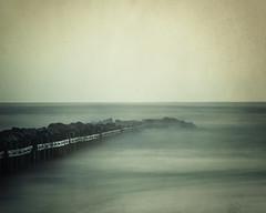 Seasong (IrenaS) Tags: ocean longexposure sea bravo rocks leslandes aquitaine firstquality visiongroup