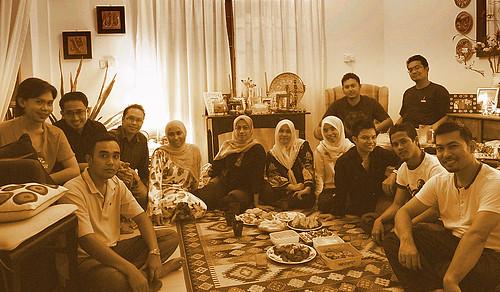 Iftar in Senadin 2008
