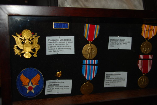 My Father's Medals