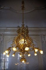 Viena. Palacio Imperial, lmpara (Angel Villalba) Tags: vienna wien imperial viena hofburg palacio