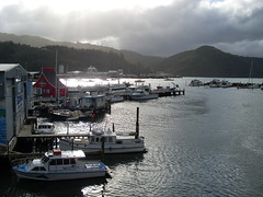 picton harbour (trenta3cento) Tags: newzealand harbour southisland picton