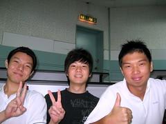Yee Kai, Kai Shang & me
