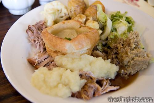 Roast Pork Carvery