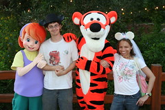 Darby, Adam, Tigger, and Me
