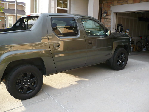 ... off your Black rims only - Page 7 - Honda Ridgeline Owners Club Forums