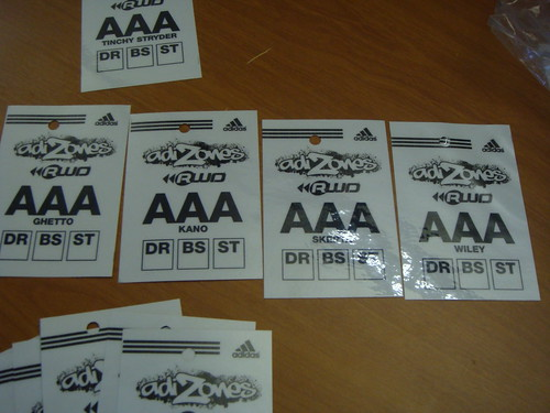 Kano 140 Grime St Concert (IndigO2, London) AAA Passes