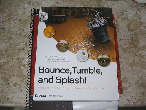 Livro Bounce, Tumble and Splash!