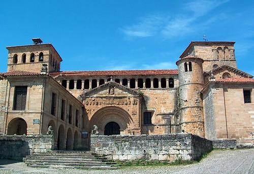 Colegiata de Santa Juliana (Santillana del Mar) Cantabria,España by Catedrales e Iglesias.