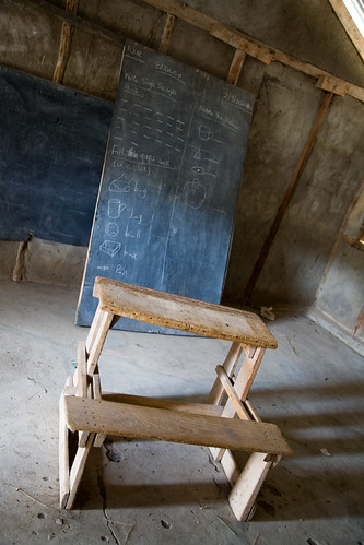 Classroom for the special needs children