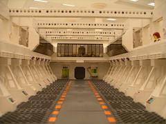 hangar bay 2 (Omicron77) Tags: ship lego space capital cruiser oss omicron brickcon brickcon2008 brickcon08 pontbriand