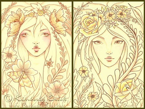 Traditional_Art-K_CRICK-Drawing_Flowering-2