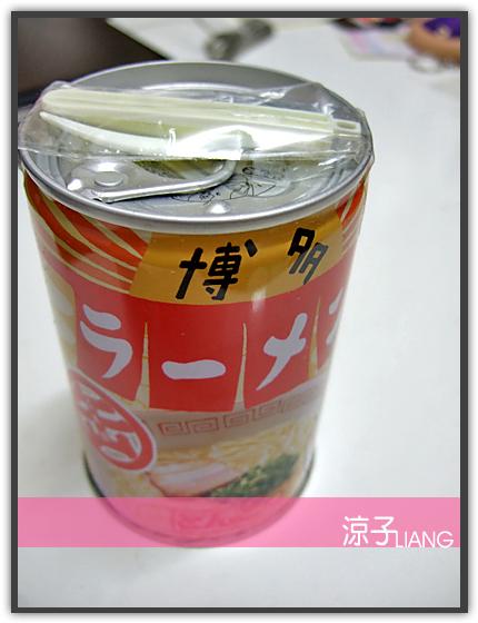 罐頭 博多拉麵01