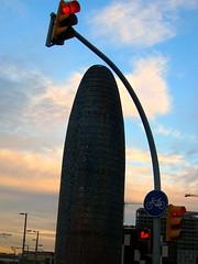 Torre Agbar (Armindolx) Tags: barcelona agbartower torreagbar jeannouvel